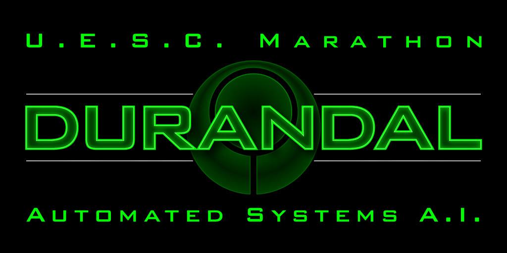 <i>Eternal</i> Durandal logon