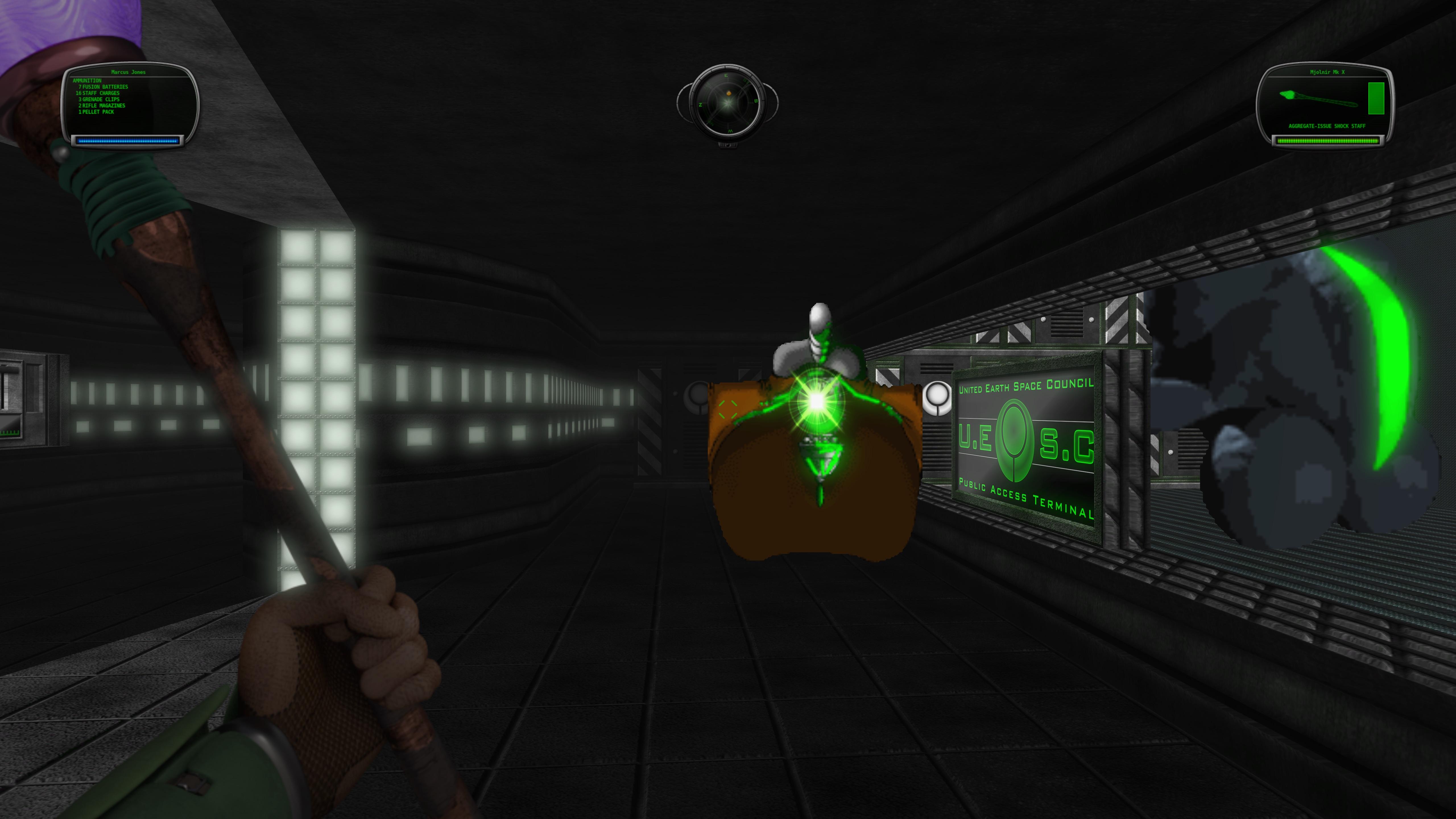 <i>Eternal</i> level 8 screenshot 1