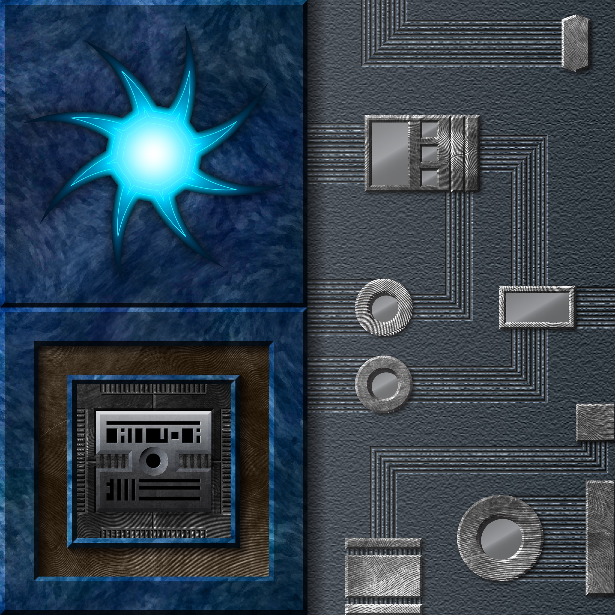 <i>Eternal</i> Forerunner switches texture