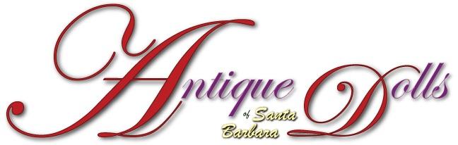 <i>Antique Dolls</i> logo