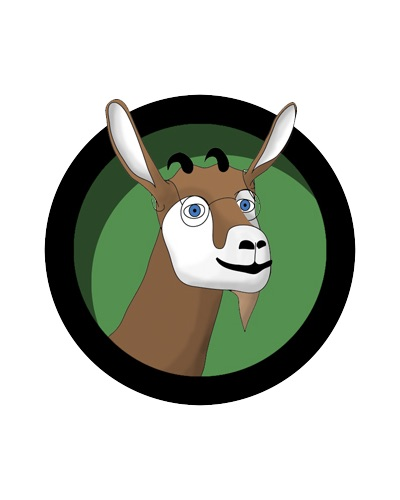 Old <i>Geek of All Trades</i> logo