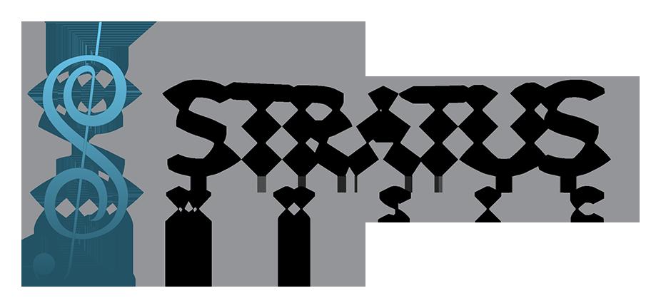 <i>Stratus Music</i> logo