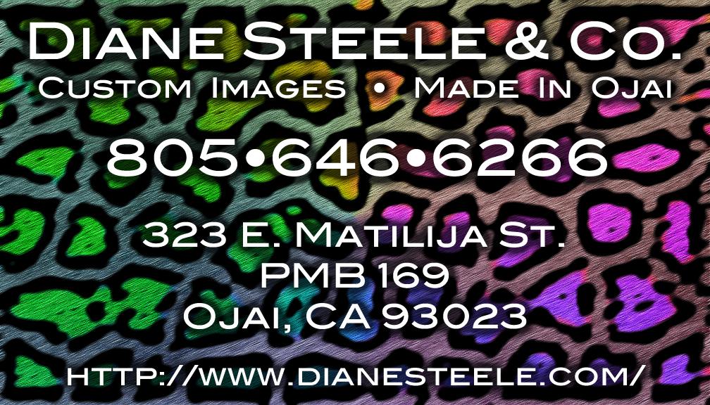 <i>Diane Steele</i> card