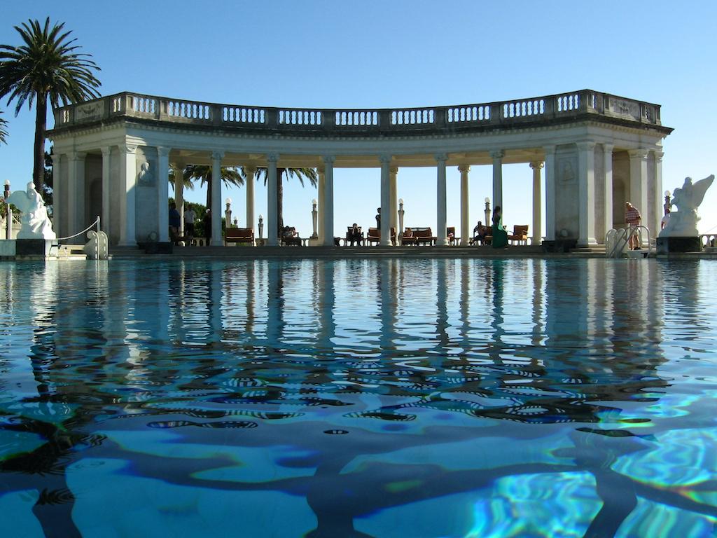 Neptune Pool at Hearst